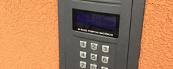 New Haw access control service