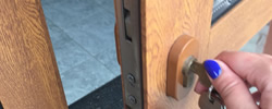 Woodham locks change service