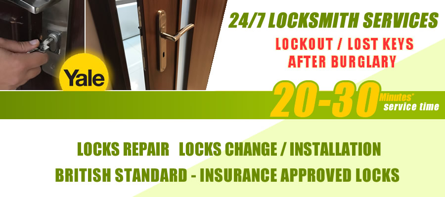 New Haw locksmith services